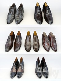 A set of Men's shoes