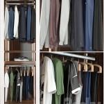 Wardrobe VENERE Capital collection segment A men's clothing