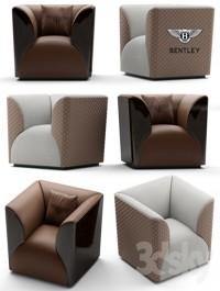 Armchair Bentley Home Winston chair