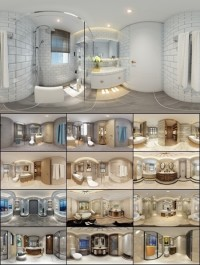 360 INTERIOR DESIGNS 2017 BATH ROOM COLLECTION