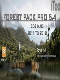 ForestPack Pro 5.4.1 For 3ds Max 2010-2018