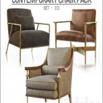 Contemporary Chair Pack – Set III