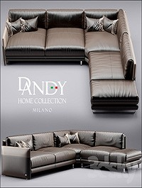 Sofa Dandy Home mood