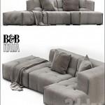 Sofa TUFTY-TOO