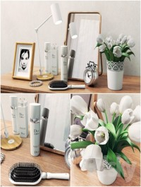 Decorative set IKEA style