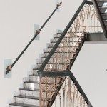 Classic Marble Copper Stairs