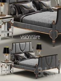 Bed visionnaire windsor master