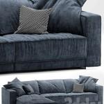 Sofa baxter BUDAPEST SOFT