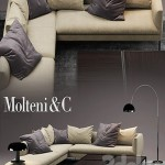 Sofa molteni SOFA PAUL