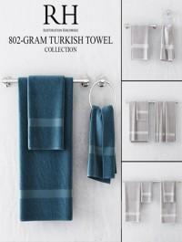 RH 802-GRAM TURKISH TOWEL COLLECTION 2