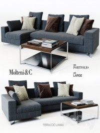 Molteni Sofa Large