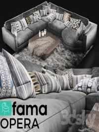 Sofa Fama Opera