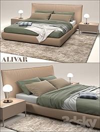 Bed Alivar Suite