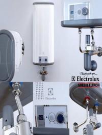 Water heater Electrolux EWH 50 Centurio