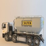 Truck Siltek 3d Model