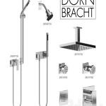 DORN bracht Shower equipment (part 1)