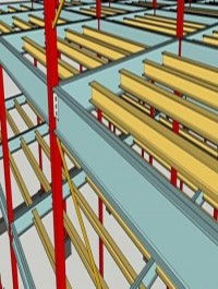 Building Structures Using Profiles and Components in SketchUp