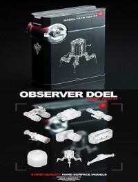 ObserverDoel Model Pack 01