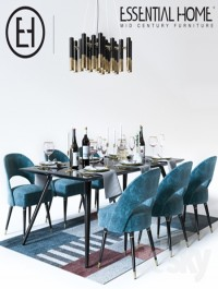 Dining and serving
