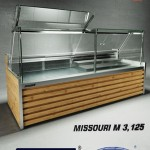 Refrigerated showcase Missouri M 3.125 D