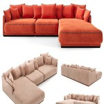 The IDEA Modular Sofa SOHO (item 801-805-812)