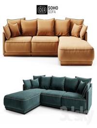 The IDEA Modular Sofa SOHO (item 803-805-814)