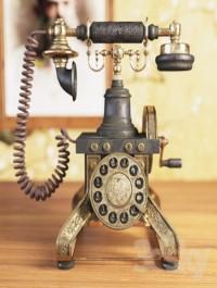 Eiffel Vintage Phone