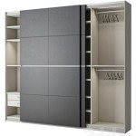 Poliform Bangkok cupe 2 doors