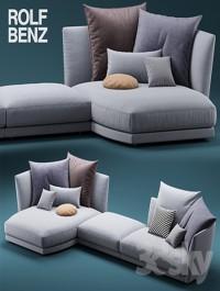 Sofa ROLF BENZ TONDO