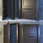 Simple Classic Door