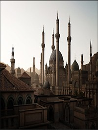 Kitbash3D Middle East