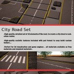 City Road Set (street pack)