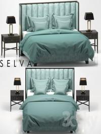 Bed TRUST Selva Philipp LETTI E COMODINI