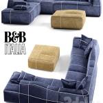 Modular sofa b&b bend sofa