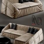 Sofa Divan Gamma Arredamenti Suite
