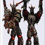 3DRT Characters Dark Knights