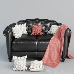 Sofa Natuzzi Editions B873 with pillows