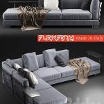 09 Cestone sofa Flexform