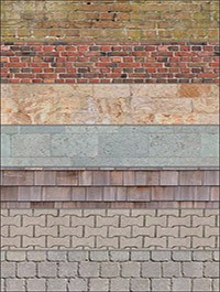 DOSCH Textures: Construction XT