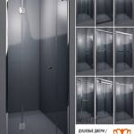 Glass Shower Wall 3d Model