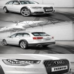 Audi A6 Allroad Quattro 3D Model