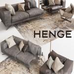 HENGE X One Sofa