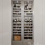 Refrigerator for wine gaggenau rw 464