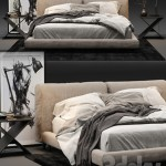 Living Divani Softwall Bed