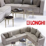 Fratelli Longhi WELLES Corner sofa