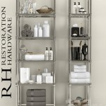 Restoration Hardware bathroom acsessories 3