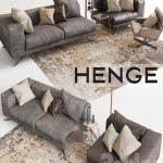 HENGE X-One Sofa