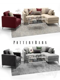 Pottery Barn Jake set 3