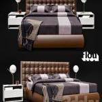 Bed Flou Sanya