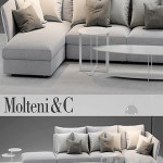 Sofa molteni SOFAS HOLIDAY